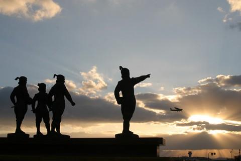 長崎空港からキリシタン史跡をめぐるコース(大村市)