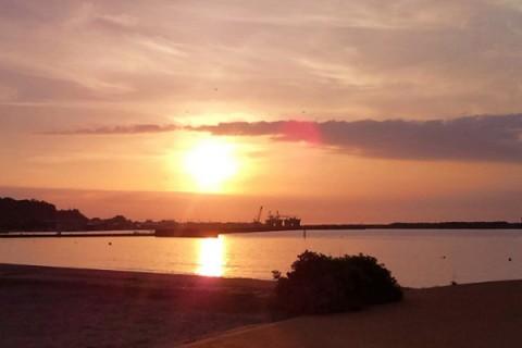 海風と坂道で鍛える!鯵ヶ沢日本海沿いコース(鰺ヶ沢町)