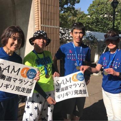 2018北海道マラソンギリギリ完走部第二回走行会