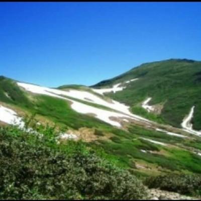 月山開山記念登山  山形