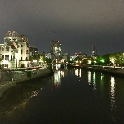 【毎週金曜日】HIROSHIMA NIGHTRUNNING 8K