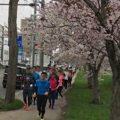 2018北海道マラソンギリギリ完走部第四回走行会