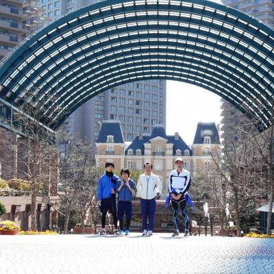百花繚乱!お洒落な街並みランは代官山、恵比寿、麻布十番、六本木、代々木公園を巡る21km&10km他