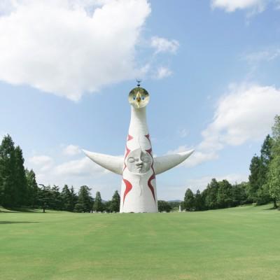 太陽の塔に見守られて駆ける。万博記念公園コース(吹田市)