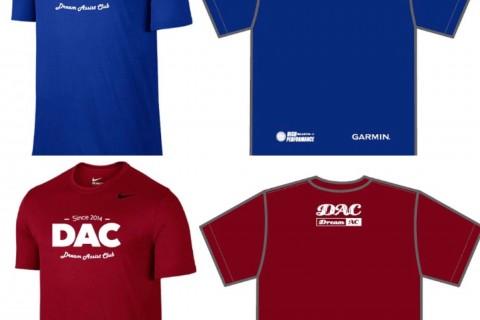 DACオリジナルTシャツ2018販売【Nike】