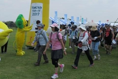 TOKYOウオーク2018 第5回大会(練馬・中野エリア)