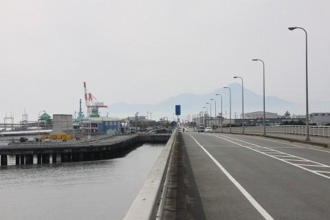 西熊本駅から熊本港往復コース(熊本市)