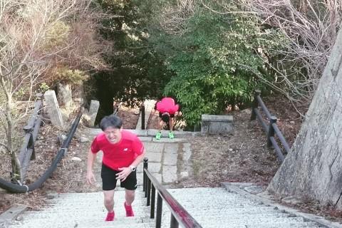 【7月28日(土)】摩耶山de階段ダッシュ!パワー&持久力を徹底的に鍛える会2018