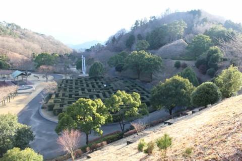 公園をつないで走る。前山公園・神山公園コース(石井町)