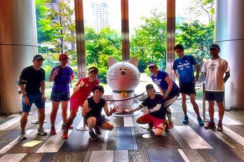 ランステ公認練習会:「FUN FAN Running」楽しく!熱狂的に楽しくランニング!6月期B組