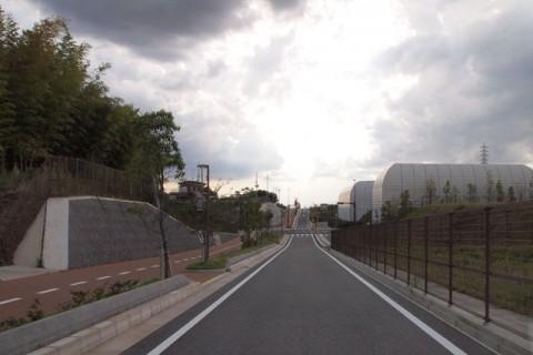 ロング走やペース走に。第二京阪道路副道コース(寝屋川市)