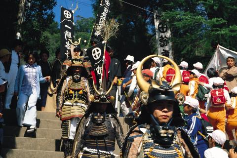 薩摩藩伝統行事の道!妙円寺詣りコース(日置市)
