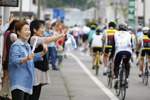 Mt.富士ヒルクライム 15th anniversary パレードライド