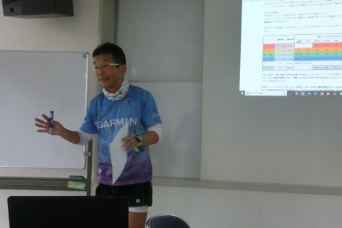 【Running School 大阪 Supported by Garmin 】4~6月期