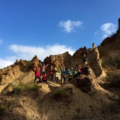 六甲山グランドキャニオン絶景トレイルラン