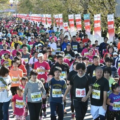 第28回ぐんまマラソン ボランティア募集