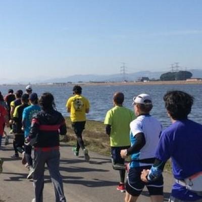 第20回遠賀川さわやかマラソン~ がんばれ熊本!チャリティイベント~