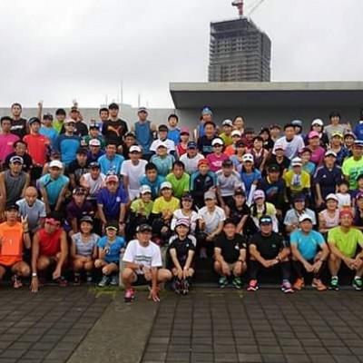 9月16日 HAT神戸 チャレンジ30キロペース走 今年も開催