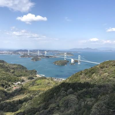 大島コース50km(途中フェリー乗船あり)