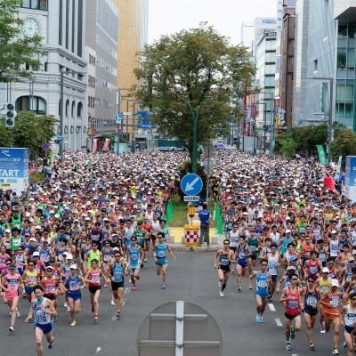 北海道150年ウィークエンディング・北海道マラソン「チャレンジ・キッズラン」