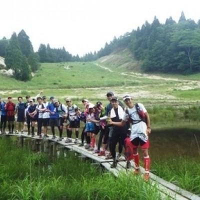 比良山系最高峰へ!武奈ヶ岳トレイルラン