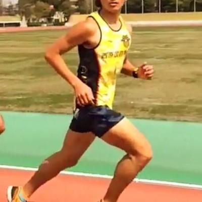講師の沖です。普段はマラソンを主に走っています。指導の強みは自身も現役のランナーという点です。