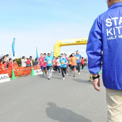 第10回北見ハーフマラソン大会ボランティア募集