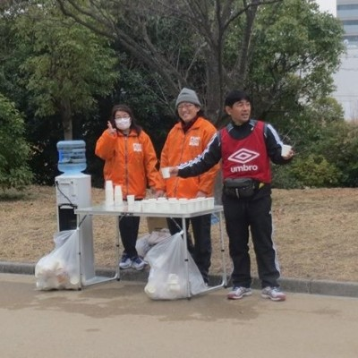 ボランティア募集! 第4回OSAKAシティランニングフェスタ