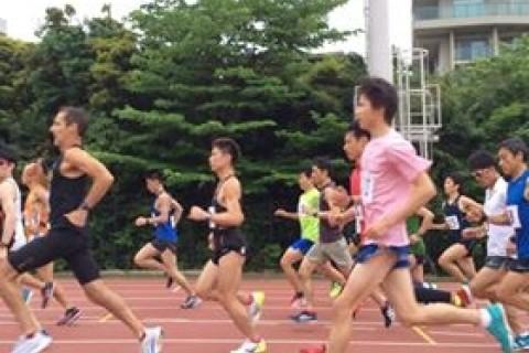 6/14(木)夜開催!1500m/5000m/3000m SC(障害)記録会-織田フィールドで計測