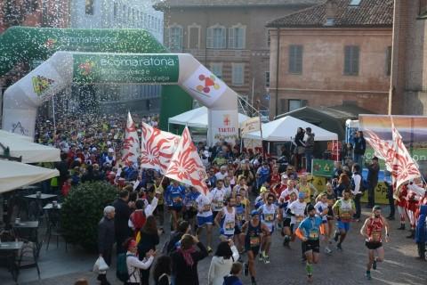 イタリア ピエモンテ州バルバレスコマラソン&ウォーク2018!