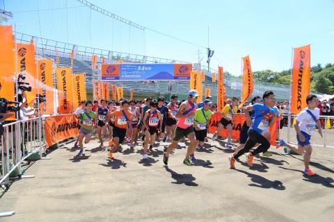 第24回ランナーズ24時間リレーマラソンin富士北麓公園(寝袋、テントレンタル受付)