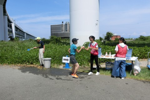ボランティア募集! 第10回長居公園ふれあいマラソン