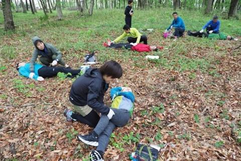 ☆東京都新宿開催☆2/8(土)トレイルランナーのための野外救急・救護法