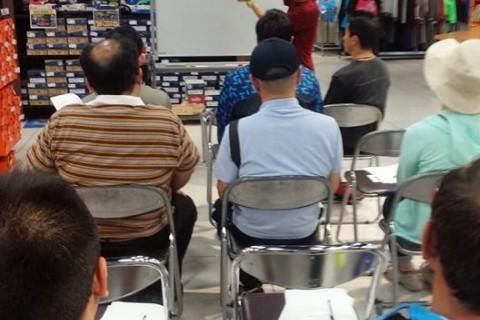 プロが教えるシューズセミナー