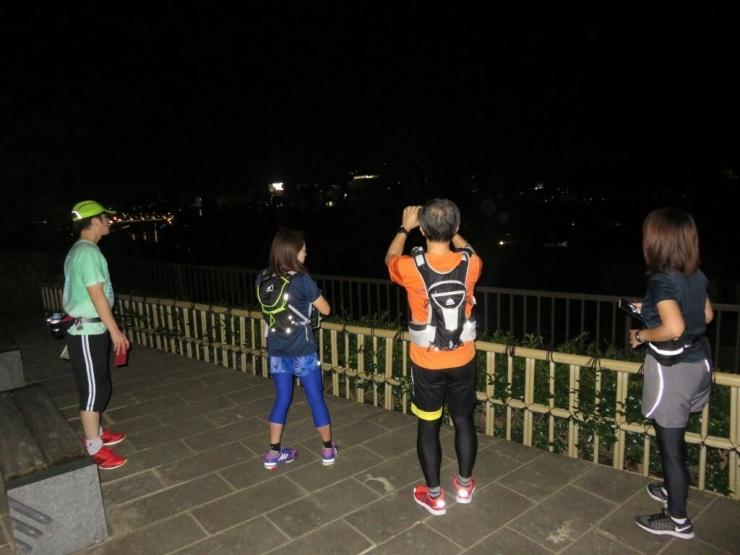 [JoyRun☆977th]ランで旅する <金沢ナイトラン・夏の夜のライトアップな街>