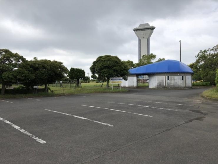 霞ヶ浦ふれあいランド第3駐車場