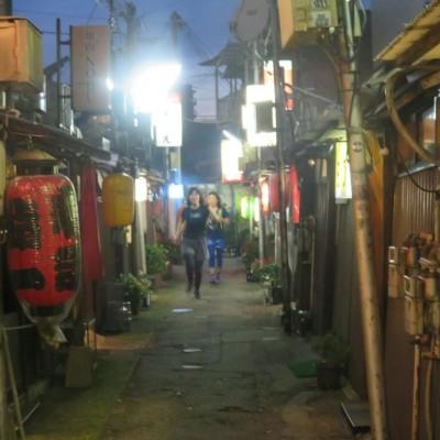 [JoyRun☆991st]ランで旅する <金沢ナイトラン・秋の夜のライトアップな街>