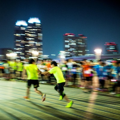 【7/28】RUNNET Relay Race in東京@江東区 夢の広場