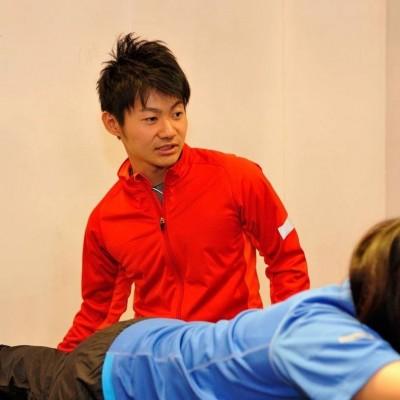 ミズノ & RUNCUBE プロが教える体幹トレーニング&ラントレ