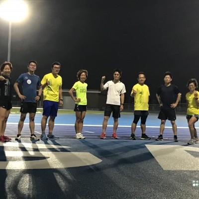 【平日定例】ラチエンAC  インターバル走練習会※初中級クラス