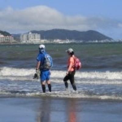 8/25(土) 逗子・鎌倉 トレイル&渚のマラニック20km
