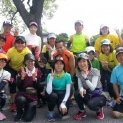 【大阪】30KチャレンジRUN in大阪城公園