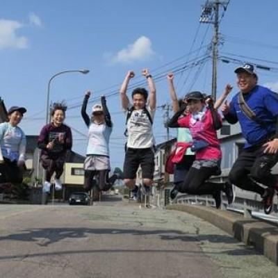 [JoyRun☆979th]ランで旅する 〈新湊・ロケ地めぐり 夏の海辺・日本のベニス5km〉