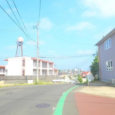 仙台の丘の尾根を走ろう 北仙台ー八乙女コース6.8km