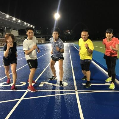 【平日定例】ラチエンAC  インターバル走練習会※中上級クラス