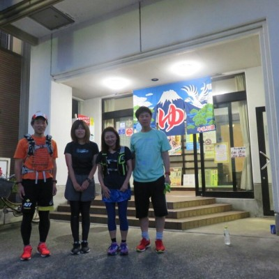 [JoyRun☆981st]ランで旅する <金沢ナイトラン・夏の夜のライトアップな街>