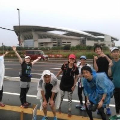 【埼玉】さいたま国際Mコース試走会(後半約21K)