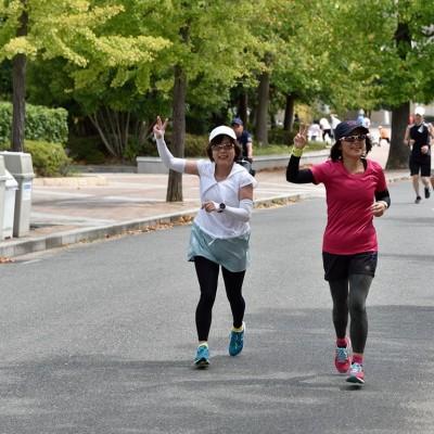 2018チャレンジマラソン練習...