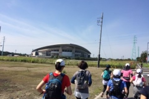 【埼玉】さいたま国際Mコース試走会(前半21K)