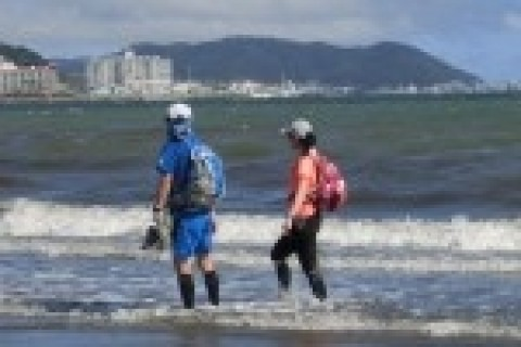 8/28(火) <平日ロング走企画>逗子・鎌倉 トレイル&渚のマラニック20km